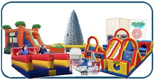 package deals inflatable rentals texas
