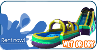 slide rental inflatable