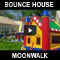 Moonwalk Bounce House Rentals houston