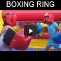 Boxing Ring Rentals kids texas