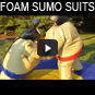 foam sumo suit rentals Texas