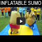 inflatable sumo suit rentals Texas