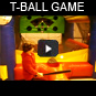 Inflatable T-Ball Game texas