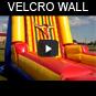 Velcro Wall Rentals texas