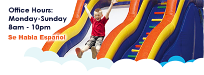 texas moonwalk bounce house rentals